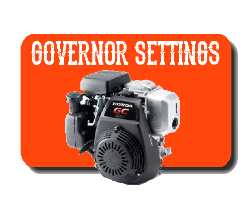 Governor Settings Video Series