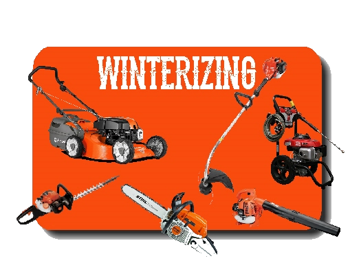 Winterizing Your Small Engine Equipment Video Series